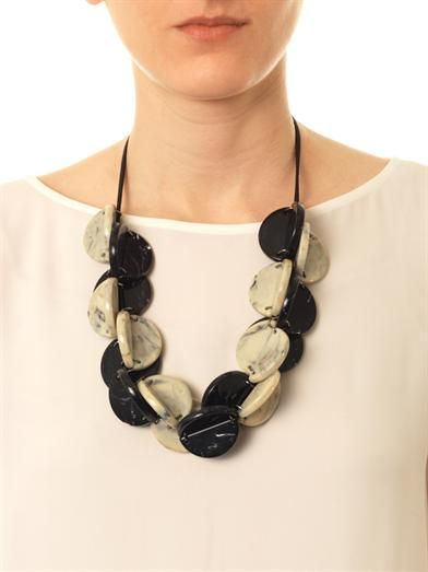 Weekend Max Mara Caprera necklace