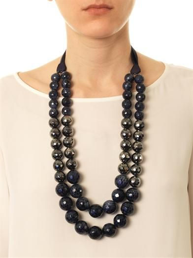 Weekend Max Mara Lugano necklace