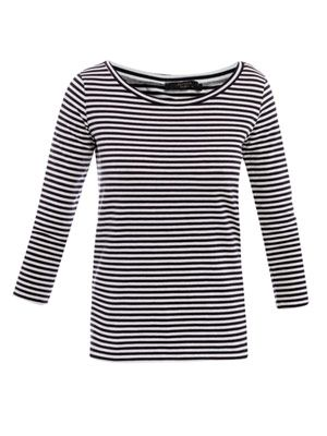 Domizia stripe top