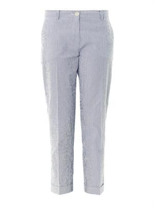Trenna cotton trousers