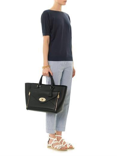 Weekend Max Mara Trenna cotton trousers