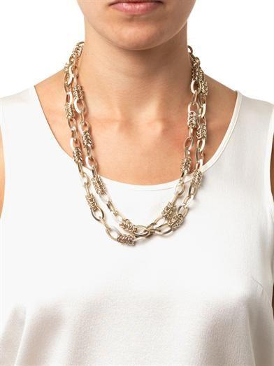 Weekend Max Mara Medea necklace