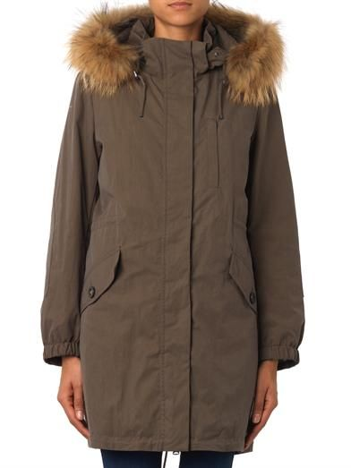 Weekend Max Mara Julia parka