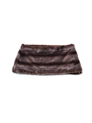 Porta faux-fur snood