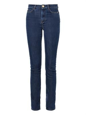 Vermut high-rise straight-leg jeans