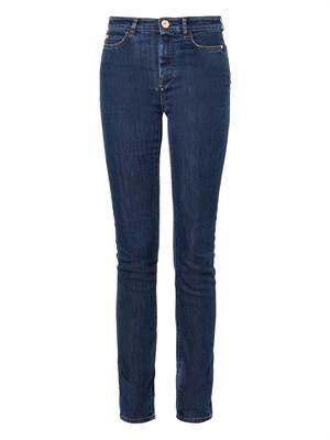 Vermut high-rise straight-leg jeans