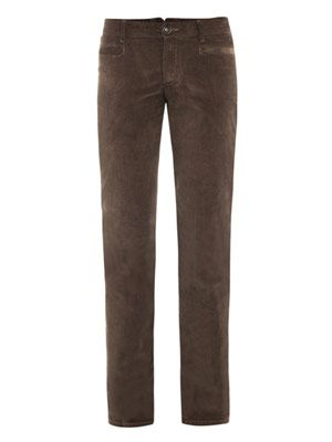 Patty corduroy trousers