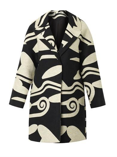 Diane Von Furstenberg Daphnis coat