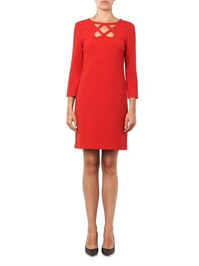 Diane Von Furstenberg Carmen dress