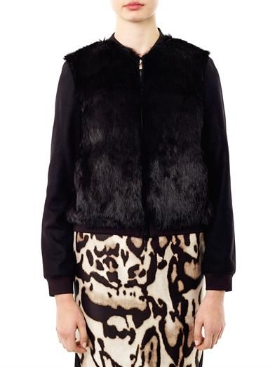 Diane Von Furstenberg Carrington jacket