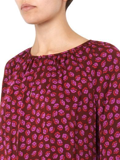Diane Von Furstenberg Mathilde blouse