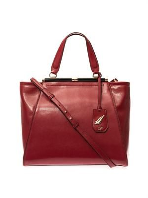 440 Runaway leather tote