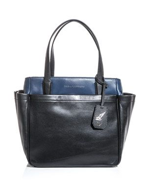 On-The-Go leather tote
