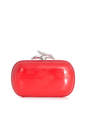 Lytton clutch bag