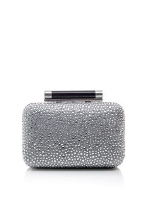 Small Tonda box clutch