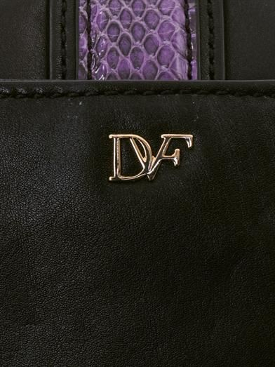 Diane Von Furstenberg Mini Sutra cross-body bag