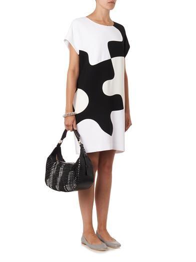 Diane Von Furstenberg Sutra knit hobo bag