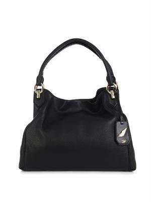 Sutra leather shoulder bag
