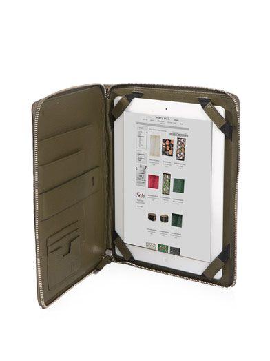 Diane Von Furstenberg Chain link iPad® case