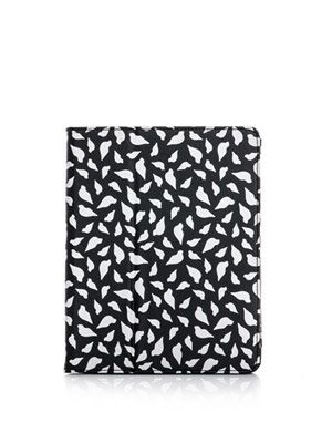 Lips print iPad® case