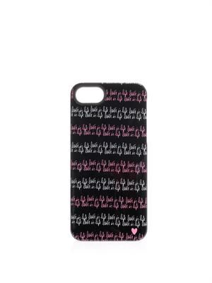 Love is Life striped iPhone®5 case
