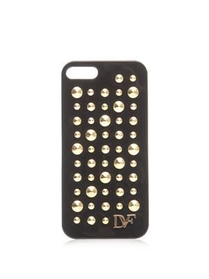 Faceted stud iPhone® 5 case
