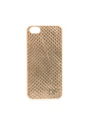 Metallic iPhone® 5 case