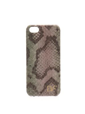 Camouflage snake-effect iPhone® 5 case