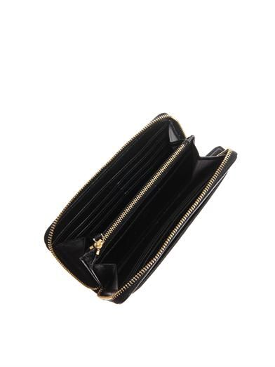 Diane Von Furstenberg Voyage leather purse