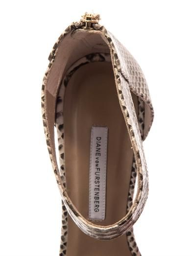 Diane Von Furstenberg Kinder sandals