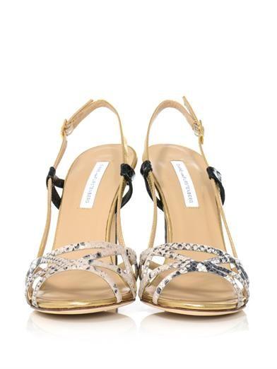 Diane Von Furstenberg Upton sandals