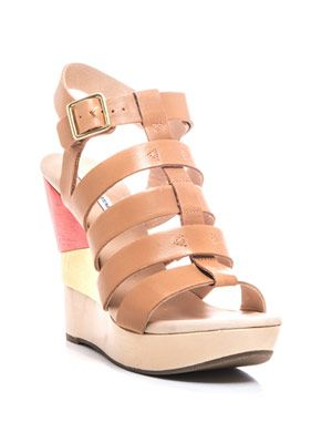 Oceana wedge shoes