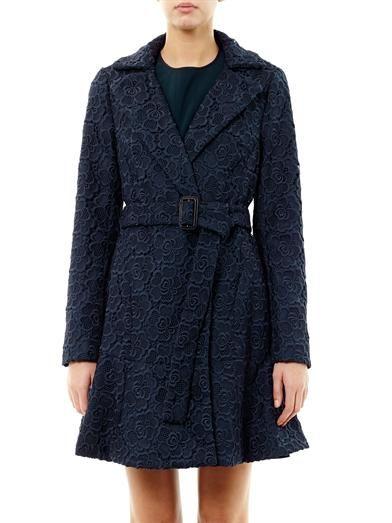 Diane Von Furstenberg Tasha coat