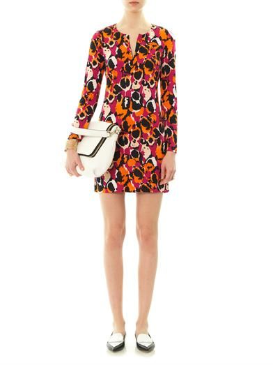 Diane Von Furstenberg Reina dress