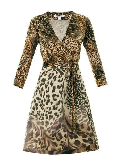 Diane Von Furstenberg Amelia dress