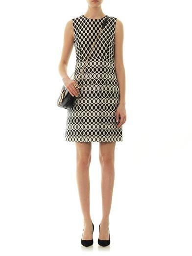 Diane Von Furstenberg Yvette Long dress