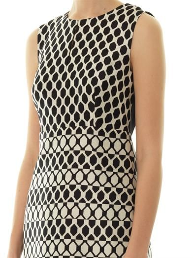 Diane Von Furstenberg Yvette Long dress