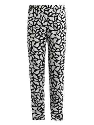 Lola lips print trousers