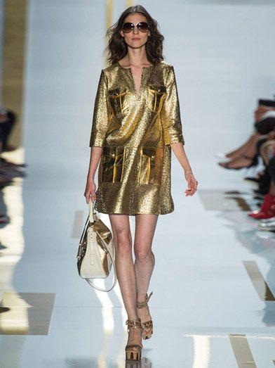 Diane Von Furstenberg Agness tunic
