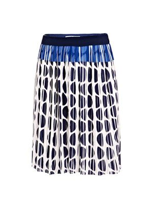 Sinopa printed skirt
