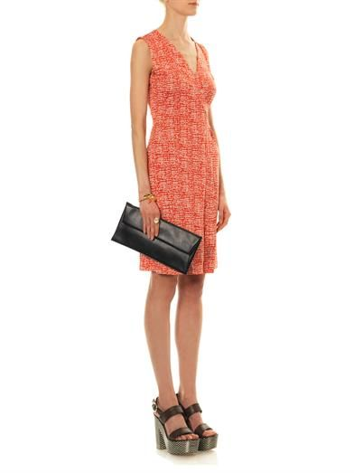 Diane Von Furstenberg New Yahzi Short dress