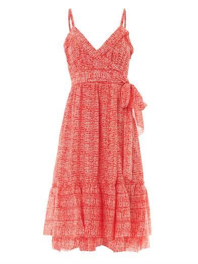 Diane Von Furstenberg Queenie dress