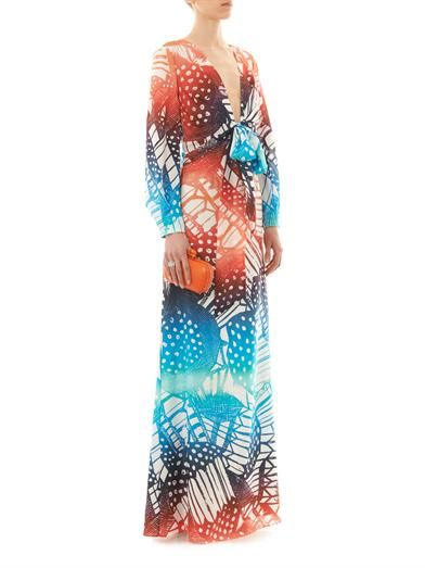 Diane Von Furstenberg Mauri dress
