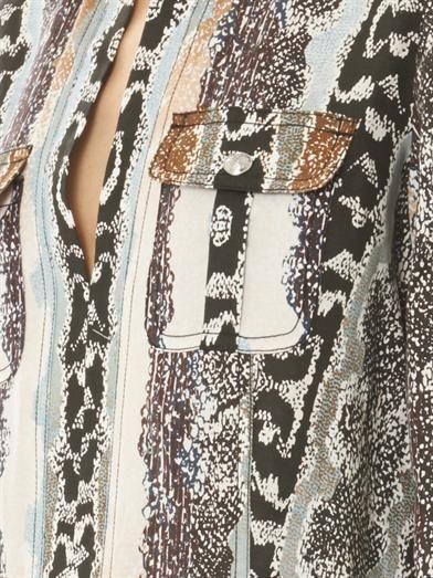 Diane Von Furstenberg Dilly tunic