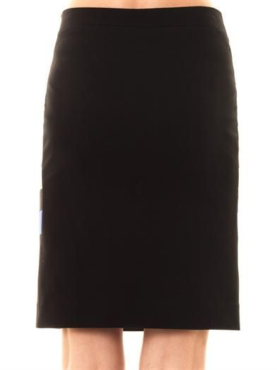 Diane Von Furstenberg Mae skirt