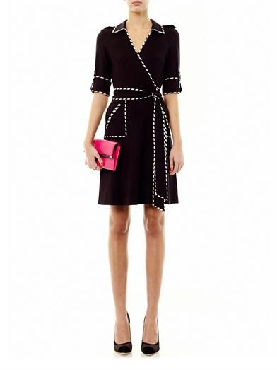 Diane Von Furstenberg Faith dress