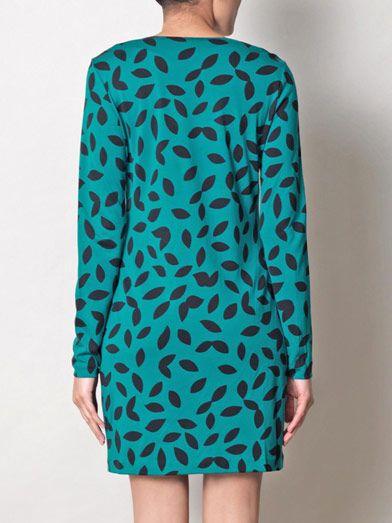 Dvf 1974 Reina tunic dress