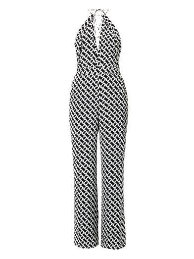 Diane Von Furstenberg Ireland jumpsuit