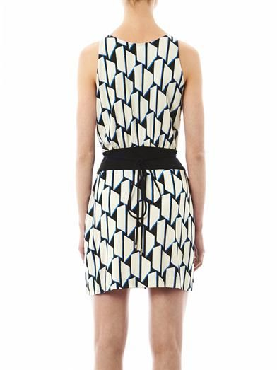 Diane Von Furstenberg Oblixe dress
