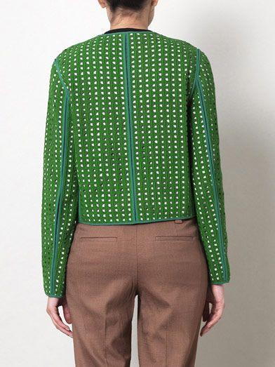 Diane Von Furstenberg Dennett jacket